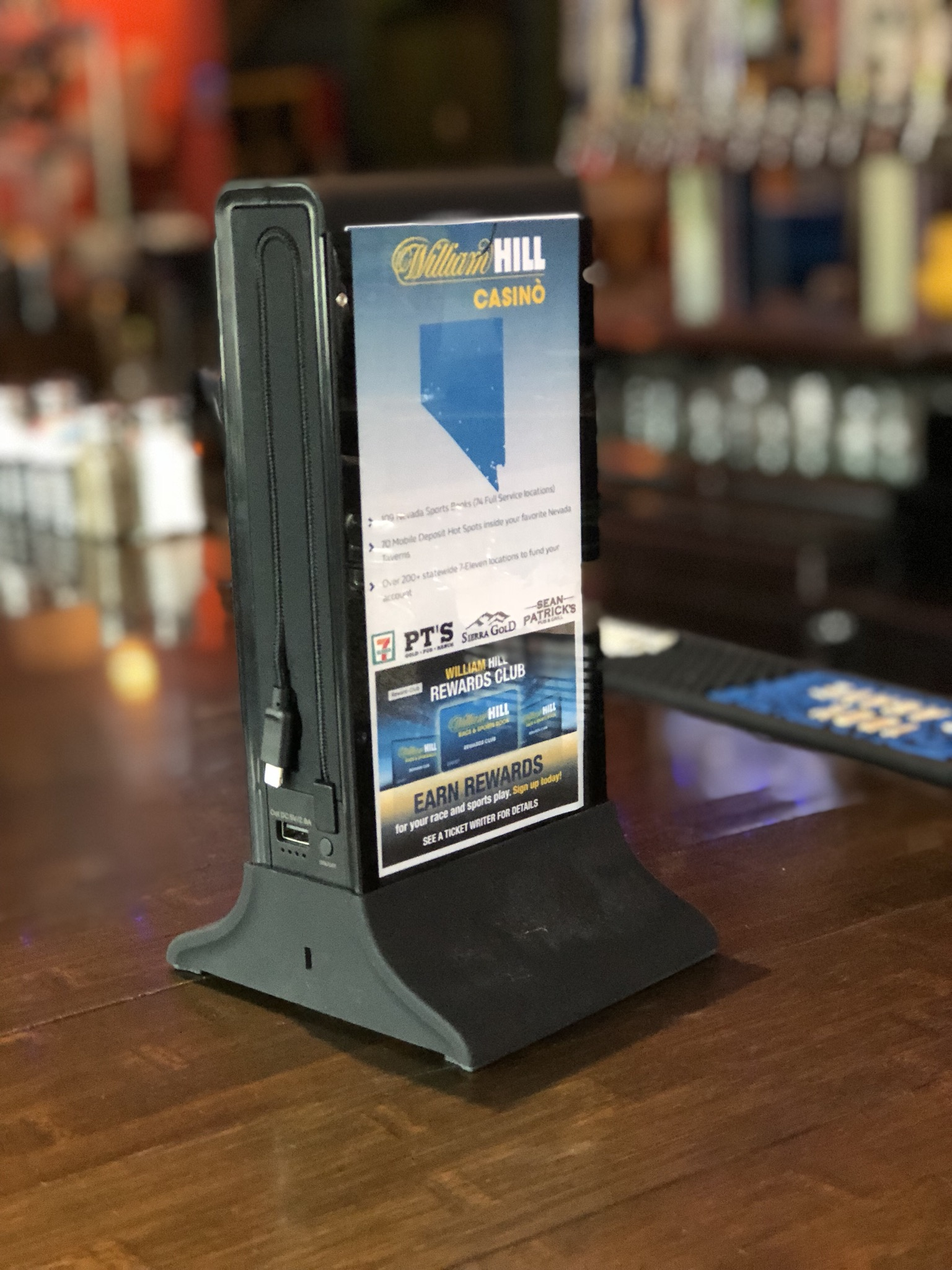 Table Top Charging Unit